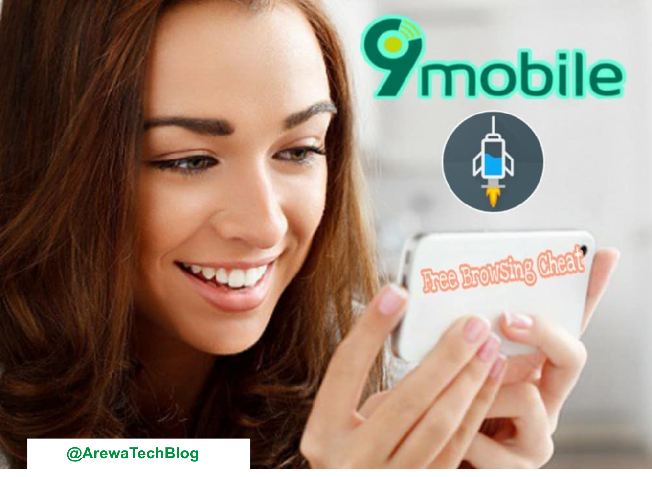 LATEST 9MOBILE FREE BROWSING CHEAT VIA HTTP INJECTOR 2019
