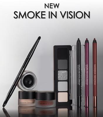 Natasha Denona Smoke In Vision Collection & Mini Xenon Palette