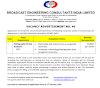BECIL Radiographer Recruitment (बीईसीआईएल)रेडियोग्राफर 2021
