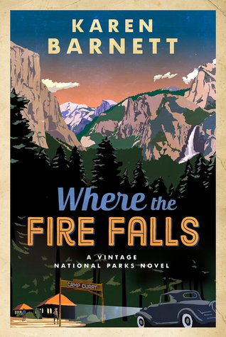 Heidi Reads... Where the Fire Falls by Karen Barnett
