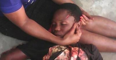 Photos: Wife Dies After Husband Butcher Her With A Cutlass