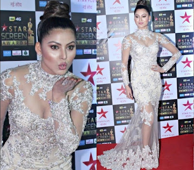 Urvashi-Rautela-star-screen-awards-2018