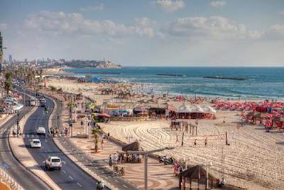 Israel tem incremento de  65% de turistas brasileiros em 2017