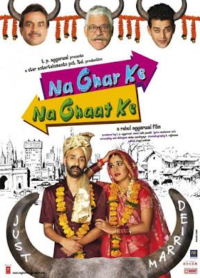 Na Ghar Ke Na Ghaat Ke 2010 Hindi 1CD DVDRip 700MB