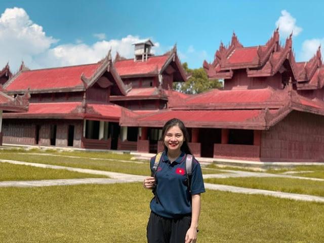 Nhan sắc Hotgirl của bác sĩ vật lí trị liệu trong Đoàn thể thao Việt Nam dự SEA Games 30 - 5