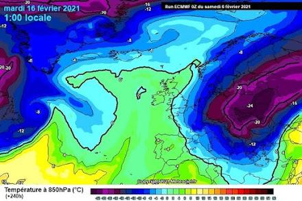 Αρναούτογλου : Πιθανή κατάβαση ψυχρών αερίων μαζών