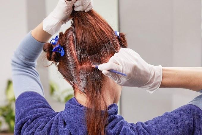 7 Trik Bleaching Rambut Di Rumah Tanpa Perlu Ke Salon