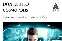 Lundi Librairie : Cosmopolis - Don DeLillo