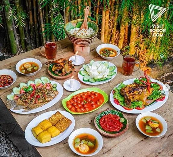 Wisata Kuliner di Bogor Kota Terbaru 2019