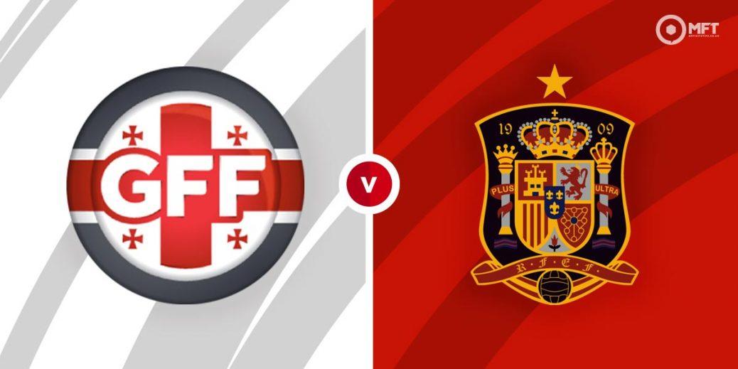 مشاهدة مباراة اسبانيا وجورجيا بث مباشر اليوم 28 مارس 2021 تصفيات كأس العالم