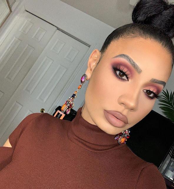2019 Special Makeup Ideas for Dark Skin Women