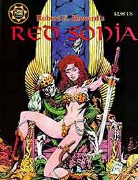Red Sonja A Death in Scarlet