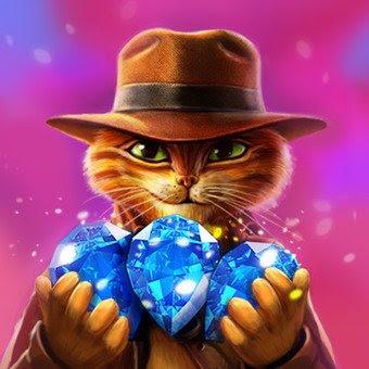 Indy Cat Match 3 Puzzle Adventure (MOD, Unlimited Money) APK Download