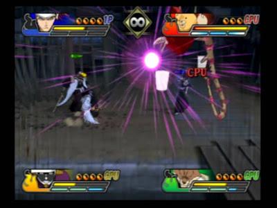 Bleach: Blade Battlers 2nd (PS2) 2007