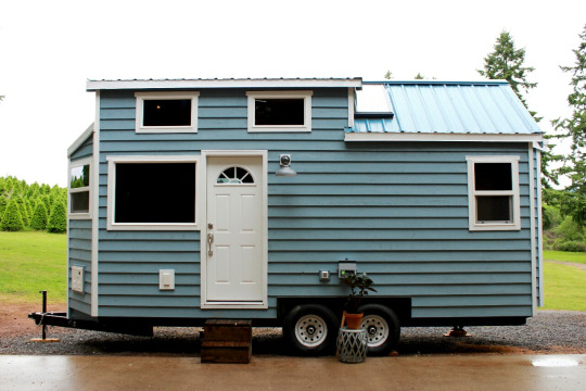 The Sapphire House From Tiny Heirloom TINY HOUSE TOWN