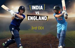 India vs England 3rd ODI [HIGHLIGHTS] ENG Won By 8 Wickets