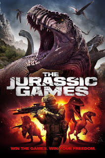 Download The Jurassic Games (2018) Dual Audio 720p BRRip