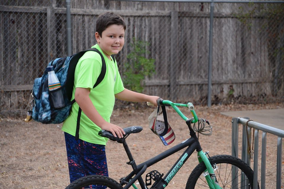 National Walk and Bike to School Day Wishes Photos