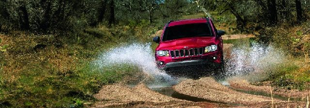 2017 Jeep Grand Cherokee towing Capability