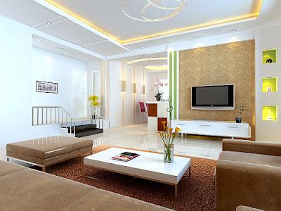 Cara Mendesain Interior Rumah Minimalis Yang Baik 8