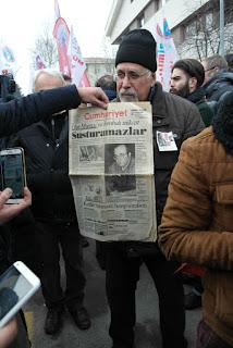 24. Adalet ve Demokrasi Haftası Başladı - Cevat Kulaksız