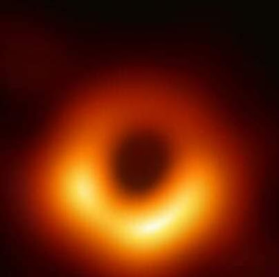 First black hole