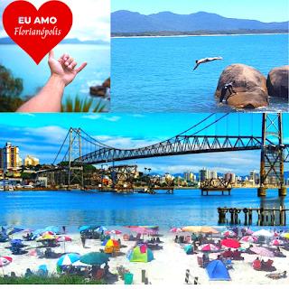 Site Eu Amo Florianopolis