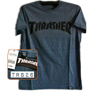 Kaos Distro Surfing Skate THRASHER Premium Kode TRS26