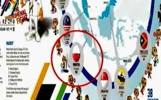 Serba Serbi Insiden Sea Games 2017 Malaysia