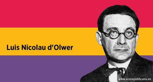 Luis Nicolau d'Olwer