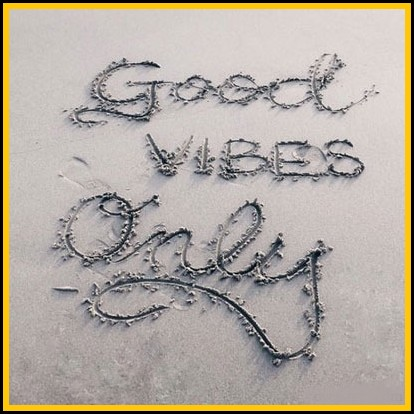 good vibes only dp