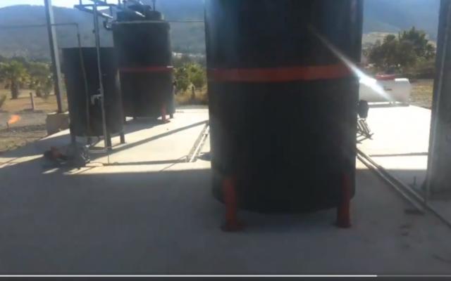 Planta generadora de combustible en el municipio de Ixtlahuacan