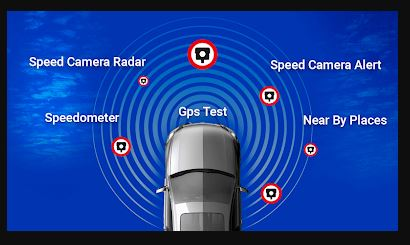 How to get speed detecting cameras alerts when driving on your Android phone.