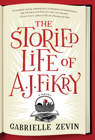 The Storied Life of A.J. Fikry by Gabrielle Zevin review
