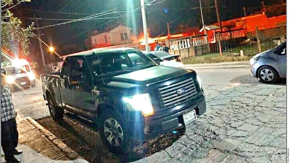 Balaceras en Reynosa deja casas quemadas, un muerto y heridos