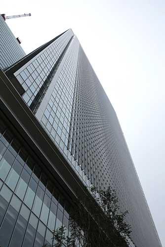 JP Tower Nagoya, Meieki, Aichi Prefecture.