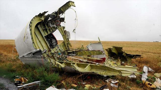 """Rusia ve """"totalmente infundadas"""" acusaciones del caso MH17"""