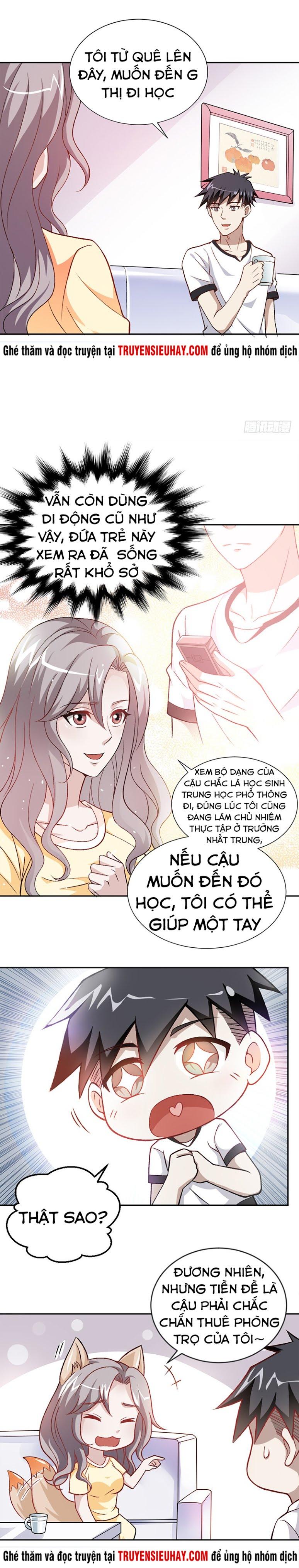 Táng Kiếm Quyết Chapter 3 video - Hamtruyen.vn