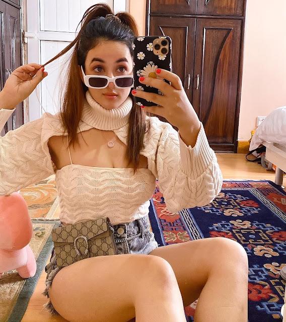 Aditi Budhathoki Very Hot Pics Actress Trend