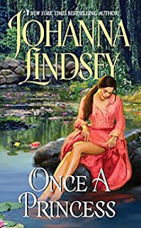 Once A Princess (Cardinia's Royal Family) by Johanna Lindsey