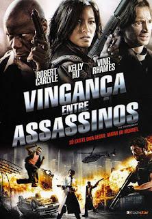 Vingança Entre Assassinos - DVDRip Dual Áudio
