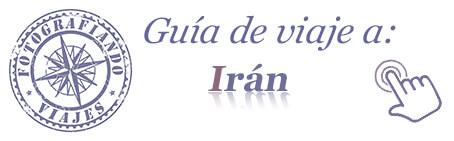 Viajar por libre a Iran