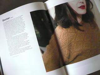 Sentimental tricot - Alice Hammer