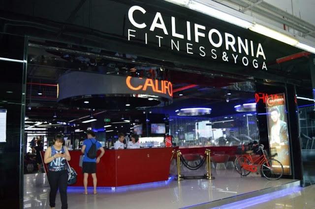 Phòng Tập Gym Quận 5 Giá Rẻ tại California Fitness & Yoga sánh trước