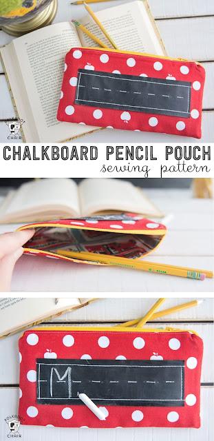 diy chalkboard teacher gift