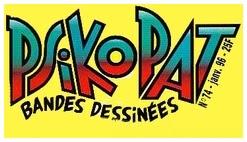 Revues Psikopat de 1991 sur yakachiner.be
