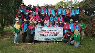 Pelatihan Pemandu Wisata Sejarah oleh Dinas Pariwisata Kota Tarakan - Tarakan.Info