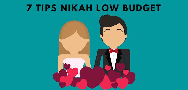 7 Tips Menikah Low Budget dan Praktis