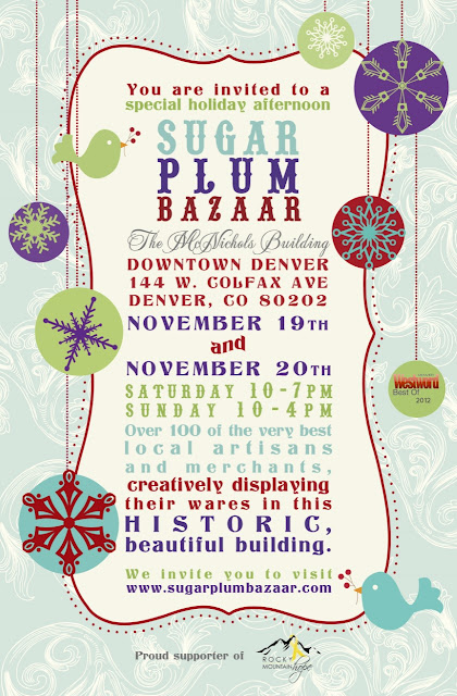 Isa Creations Holiday Market Schedule