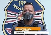 Cobrador é preso após cobrar cliente 10 horas da noite com ameaças em Trizidela do Vale.